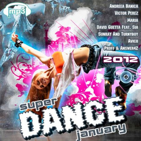 VA-Super Dance January (2012)