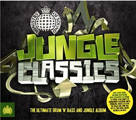 VA - Ministry Of Sound: Jungle Classics (2011)