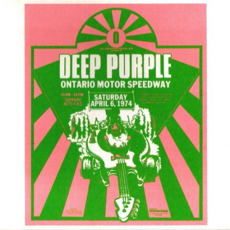 Deep Purple - Just Might Take Your Life 1974 (Remastered 2004)