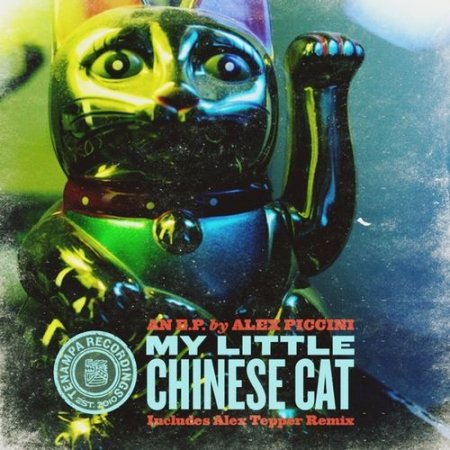 Alex Piccini - My Little Chinese Cat (2011)