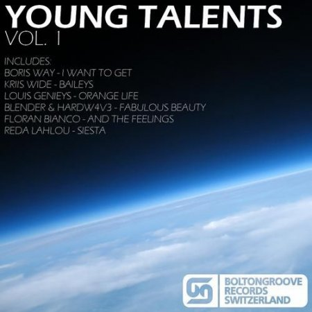 VA - Young Talents Vol 1 (2011)