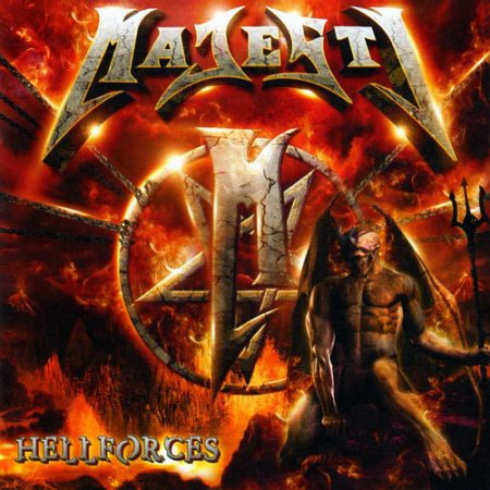 Majesty - Hellforces (Limited Edition) 2006 (Lossless+MP3)