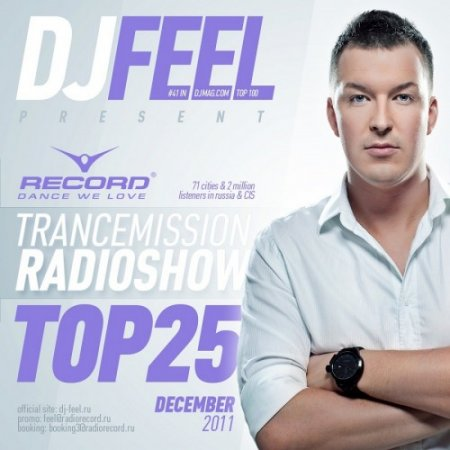 DJ Feel - TranceMission Top 25 Of December 2011 (05-01-2012)