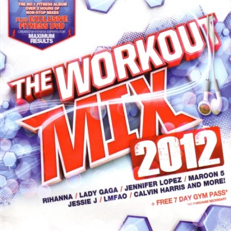 VA-The Workout Mix 2012 (2CDs) (2011)
