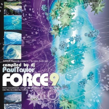 VA-Force 9: Compiled by DJ Paul Taylor (2012)