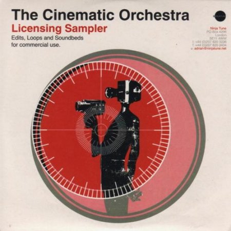 The Cinematic Orchestra - Licensing Sampler (2004)
