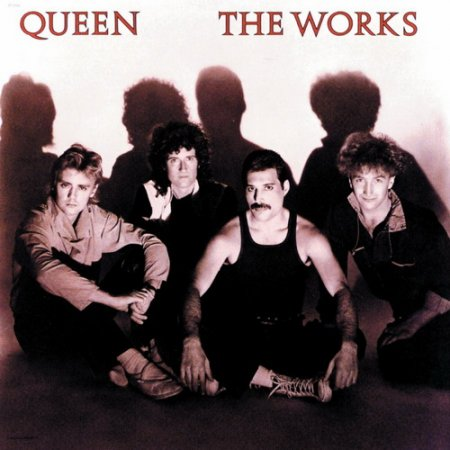 Queen - The Works (Japan CP35) 1984