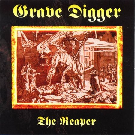 Grave Digger - The Reaper 1993 (Lossless+MP3)