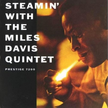 Miles Davis - Steamin' With The Miles Davis Quintet (1961)