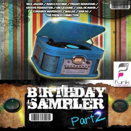 VA-Birthday Sampler Part 2 (2012)