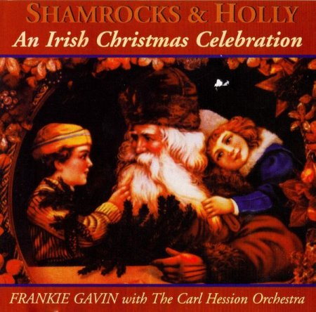 Frankie Gavin - Shamrocks & Holly (1996)