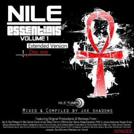 VA-Nile Essentials Vol 1 (Extended Mixes) Part One (2012)
