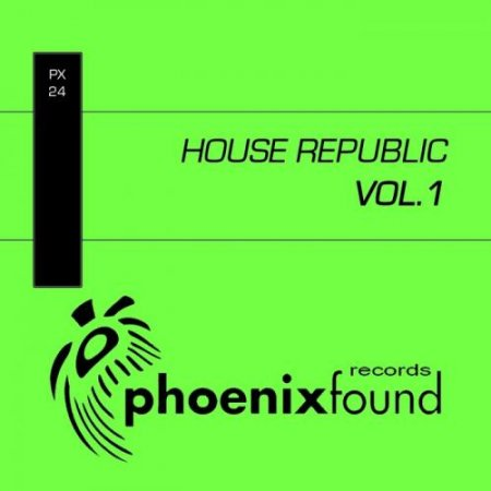 VA-House Republic Vol. 1 (2012)
