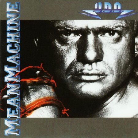 U.D.O. - Mean Machine 1989 (Lossless+MP3)