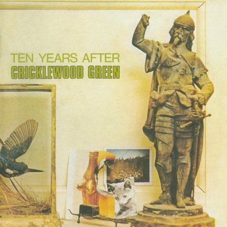 Ten Years After - Cricklewood Green 1970