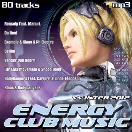 VA-Energy Club Music (2012)