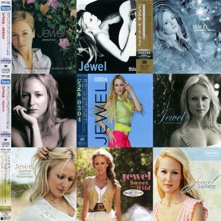 Jewel - Studio Albums Collection (1995-2010)