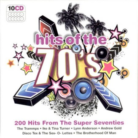 VA - Hits Of The 70's 200 Hits From The Super Seventies (2009)