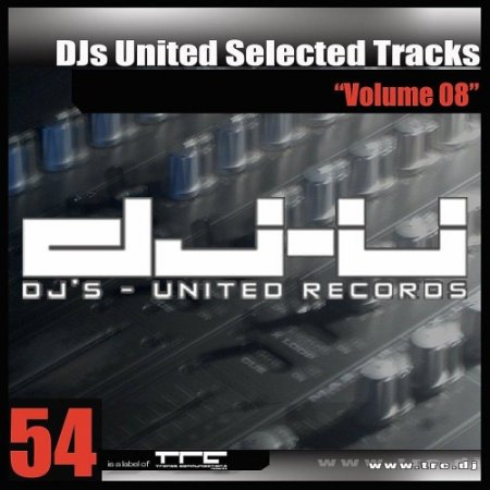 VA-Djs United Selected Tracks Vol.8 (2012)