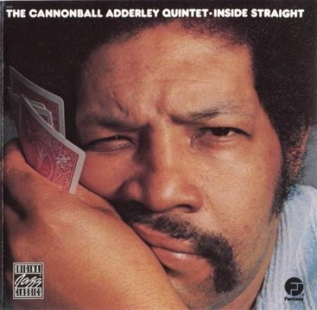 Cannonball Adderley - Inside Straight (1973)