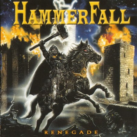HammerFall - Renegade 2000 (Lossless+MP3)