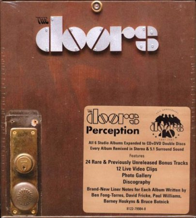 The Doors - Perception (2006) (Box Set 6CD)