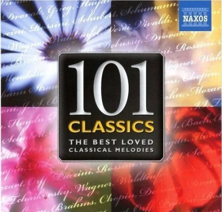 101 Classics - The Best Loved Classical Melodies (8CD Box-Set) (2008) FLAC