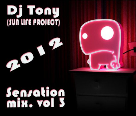 Dj Tony - Sensation vol.3