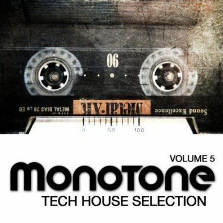 VA-Monotone Volume 5 (Tech House Selection) (2011)