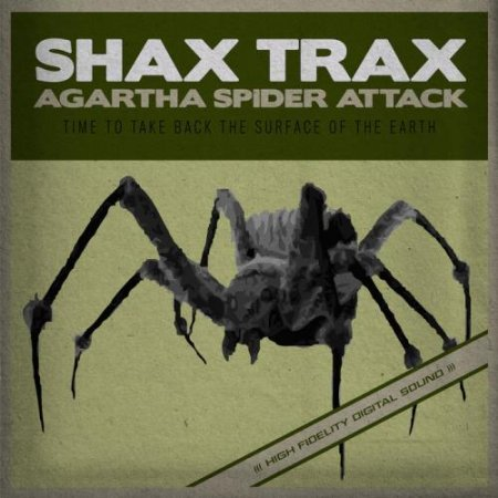 VA-Agartha Spider Attack (2011)