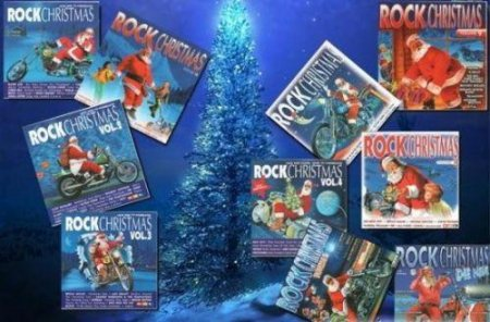 VA-Rock Christmas Collection Vol.1-Vol.10 + best of (1991-2000)