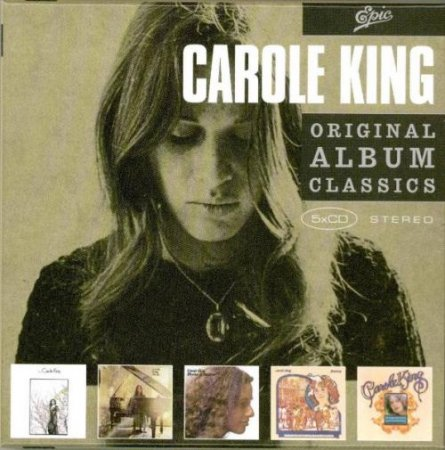 Carole King - Original Album Classics (2008)