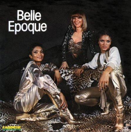 Belle Epoque and Evelyne Lenton - 5 Albums Collection (1997-2007)
