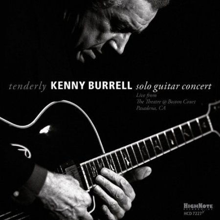 Kenny Burrell - Tenderly (2011)