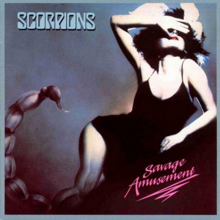 Scorpions - Savage Amusement 1988 (Lossless)
