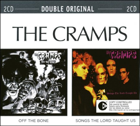 The Cramps - Off The Bone + Songs The Lord Taught Us [Box Set 2CD]