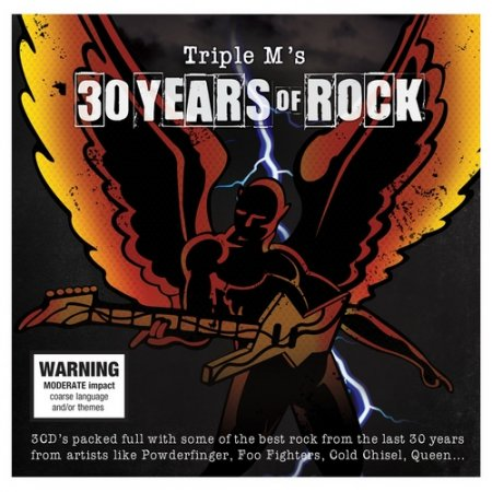 VA  - Triple M's 30 Years of Rock (2010)