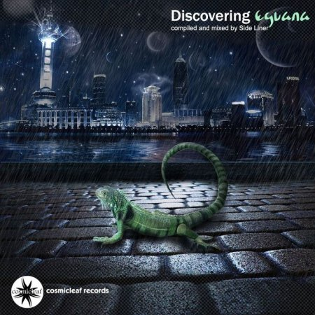 Eguana - Discovering Eguana (Compiled & Mixed by Side Liner) (2012)
