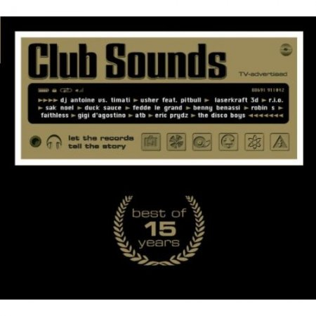 Club Sounds Best of 15 Years (2012)
