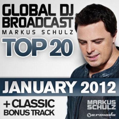 Global DJ Broadcast Top 20 January 2012 (2012)