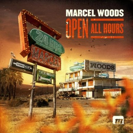Marcel Woods - Open All Hours (2012)