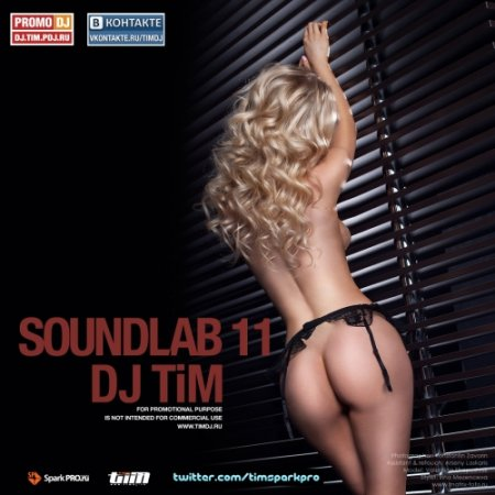 Dj TiM - SoundLab 11 (2011)
