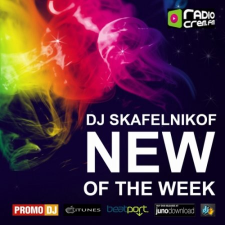 DJ Skafelnikof - New of the Week 010 (2012)