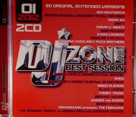 DJ Zone - Best Session 01 (2012)