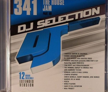 DJ Selection 341 - the House Jam Part. 90 (2011)