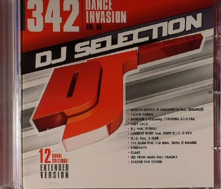 DJ Selection 342 - Dance Invasion Vol. 88 (2011)