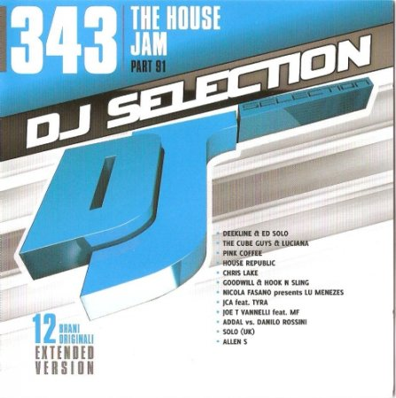 DJ Selection 343 - the House Jam Part. 91 (2012)