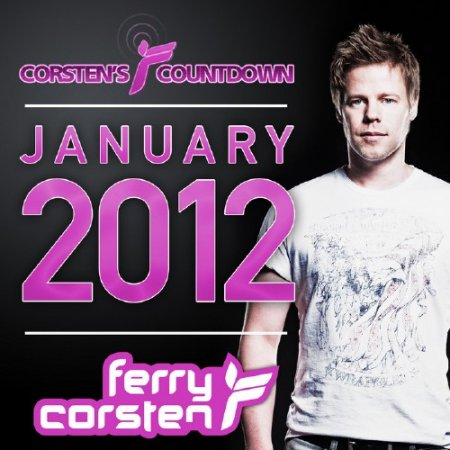 Ferry Corsten Presents Corsten's Countdown January 2012 (2012)