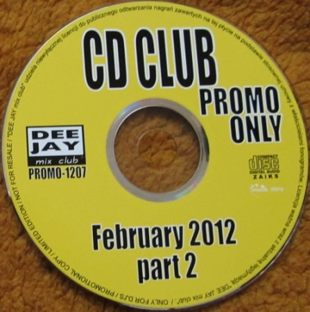 CD Club Promo Only February Part 2 (2012)