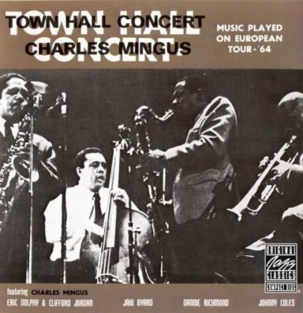Charles Mingus - Town Hall Concert (1964)